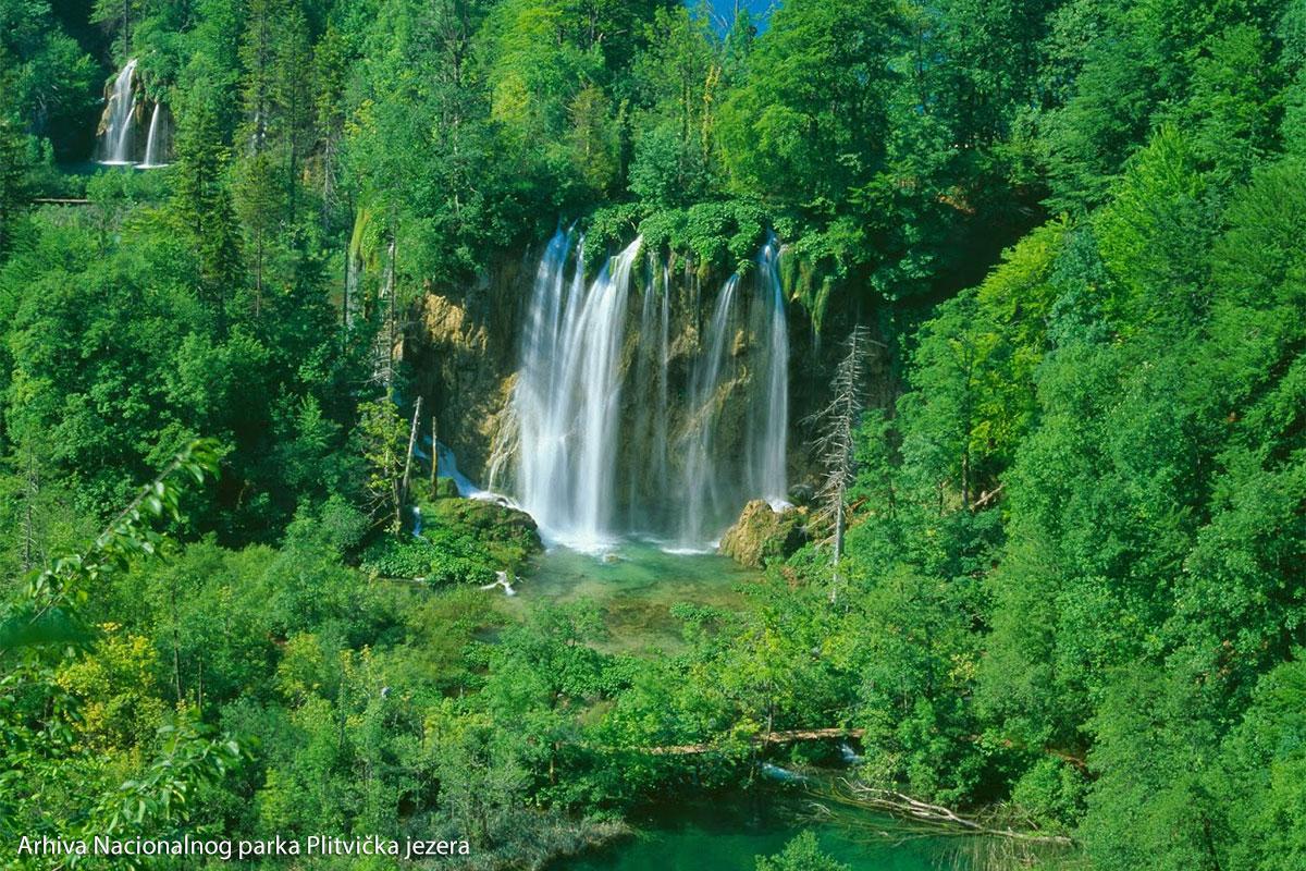 Nationalpark Plitvicaer Seen